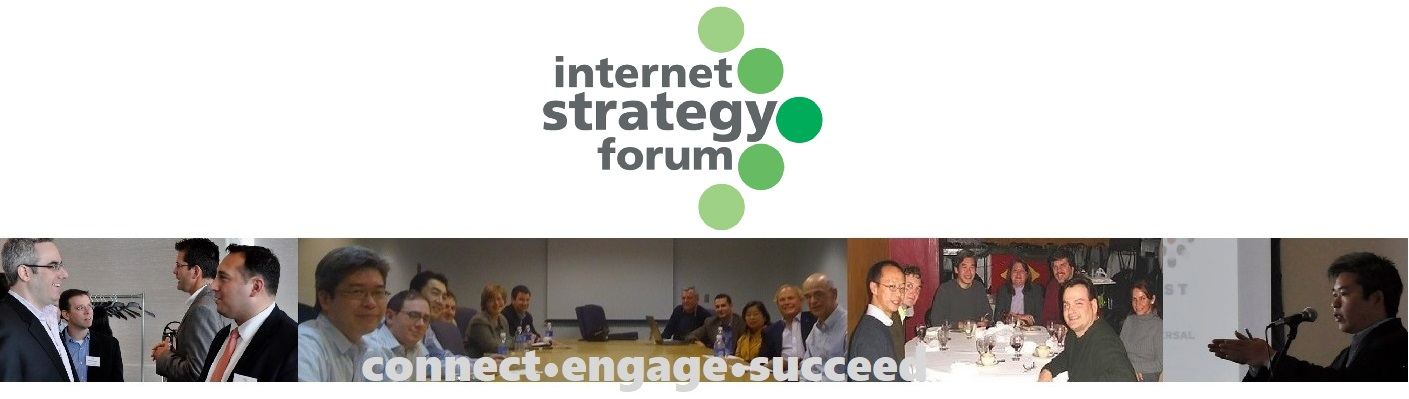 Internet Strategy Forum